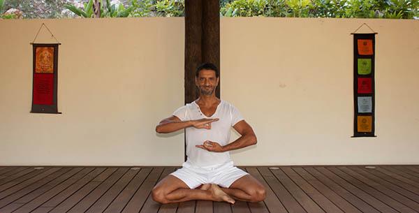Detox massage ananda