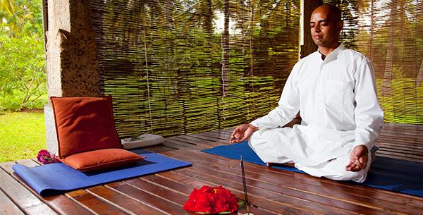 Meditation at Shreyas