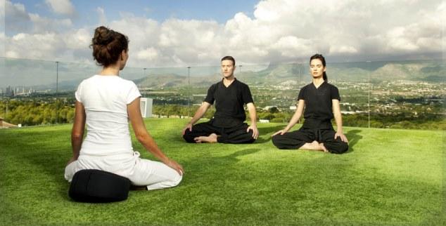 Meditation at SHA Wellness Clinic