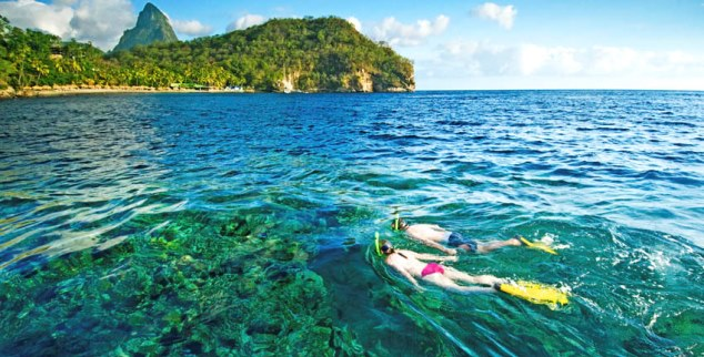 Discover Recover in St Lucia