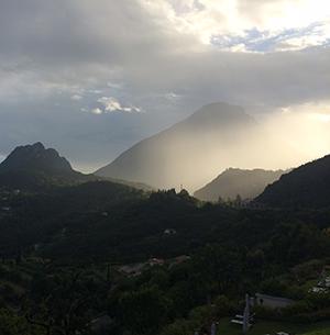 Lefay mountains