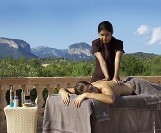 Reads massage