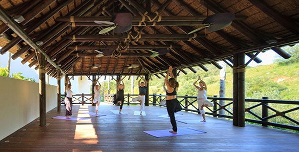 pavillion yoga shanti som