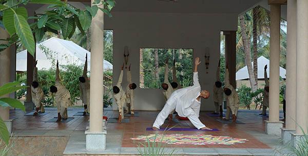 Shreyas retreat yoga