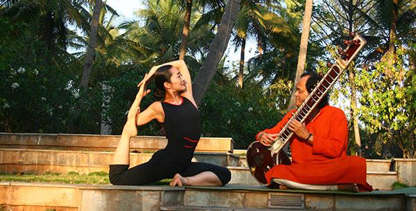 Shreyas yoga stretch