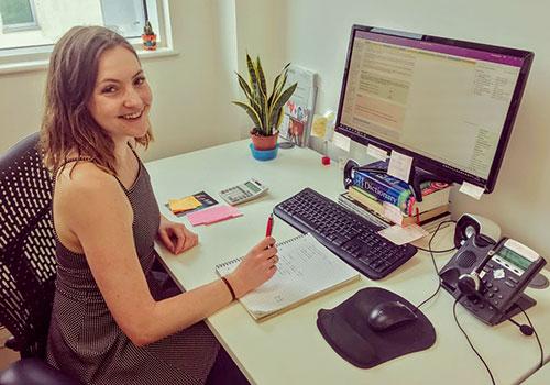 Louisa internship