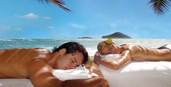 BodyHoldiay beach massage