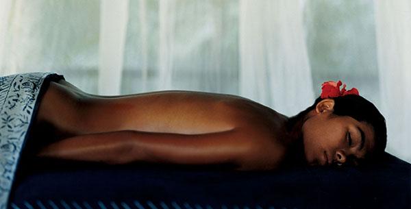 Massage at COMO Shambala