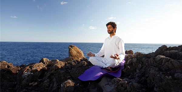 Meditation at Galo
