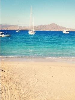 boxing on the coast in Ibiza