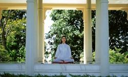 Ananda, India - meditation