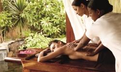 Shanti Maurice Ayurvedic massage - Mauritius