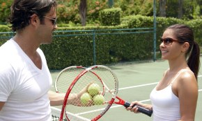 Tennis at The BodyHoliday in St. Lucia