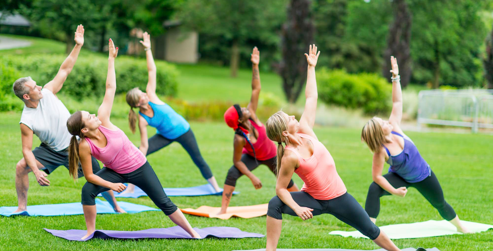 Yoga at the Body Camp