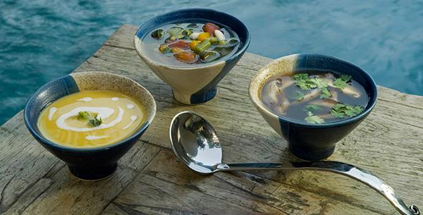 Mix Vegetable Healthy Soups