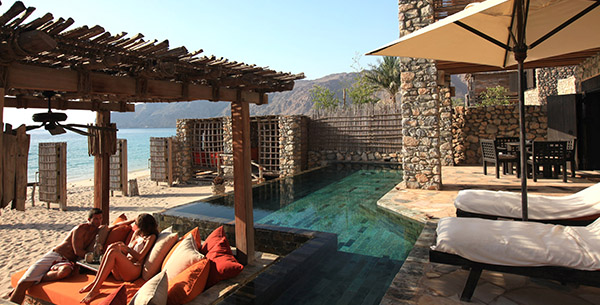 Zighy bay pool